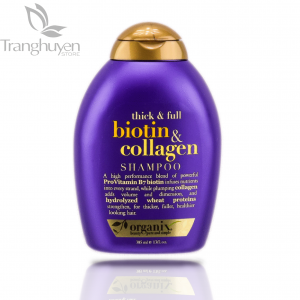 DẦU GỘI BIOTIN COLLAGEN THICK & FULL