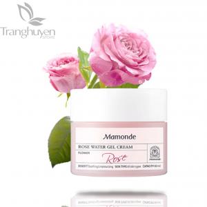 Kem Dưỡng Da Dạng Gel Mamonde Rose Water Gel Cream
