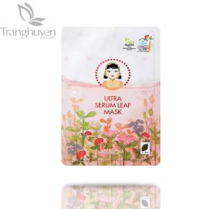 Mặt nạ A. BY BOM Ultra Serum Leaf Mask
