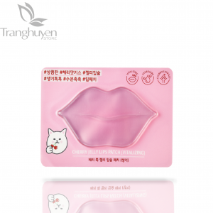 Mặt nạ môi Etude House Cherry Jelly Lips Patch