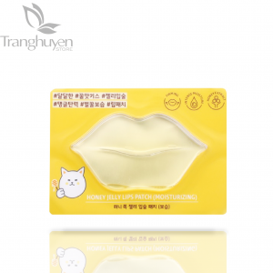 Mặt nạ môi Etude House Honey Jelly Lips Patch
