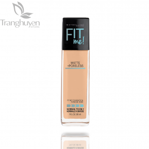Kem nền Maybelline Fit Me Matte + Poreless Foundation