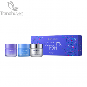 Set 3 Mặt Nạ Ngủ Laneige Delight Pop Mini Sleeping Mask Set