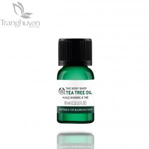 Tinh Dầu Tràm Trà Trị Mụn The Body Shop Tea Tree Oil 10ml