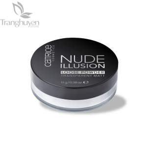 Phấn Phủ Dạng Bột - CATRICE Nude Illusion Loose Powder