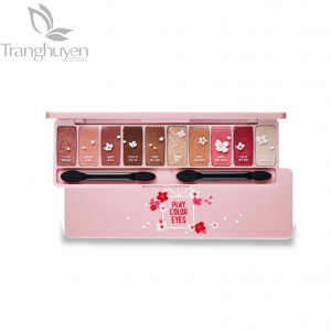 Bảng Phấn Mắt Etude House Play Color Eyes #Cherry Blossom