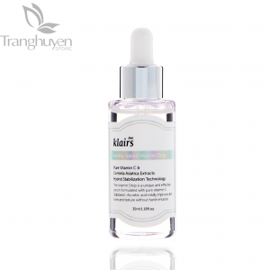 Serum trắng da, mờ thâm KLAIRS FRESHLY JUICED VITAMIN C SERUM