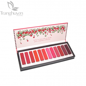 Set Son Etude House DEAR MY BLOOMING LIP - TALK ROSE KISS EDITION