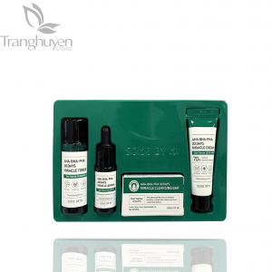 Bộ Kit Trị Mụn Some By Mi AHA - BHA - PHA 30 Days Miracle Starter Kit