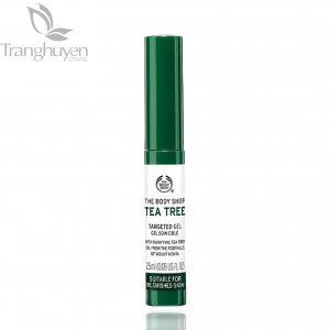 Gel chấm mụn The Body Shop Tea Tree Targeted Gel 2.5ml