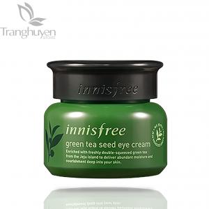Kem Dưỡng Mắt Trà Xanh Innisfree Green Tea Seed Eye Cream