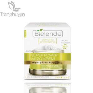Kem dưỡng trẻ hóa da Bielenda Skin Clinic