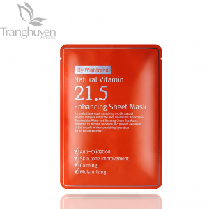 Mặt Nạ Giấy OST Natural Vitamin 21.5 Enhancing Sheet Mask-