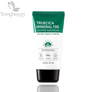 Kem Chống Nắng Some By Mi Trucica Mineral 100 Calming Suncream SPF50+PA+++