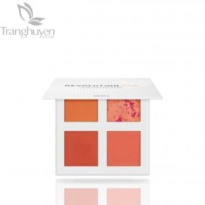 Bảng phấn má 4 ô makeup revolution pro 4k blush palette